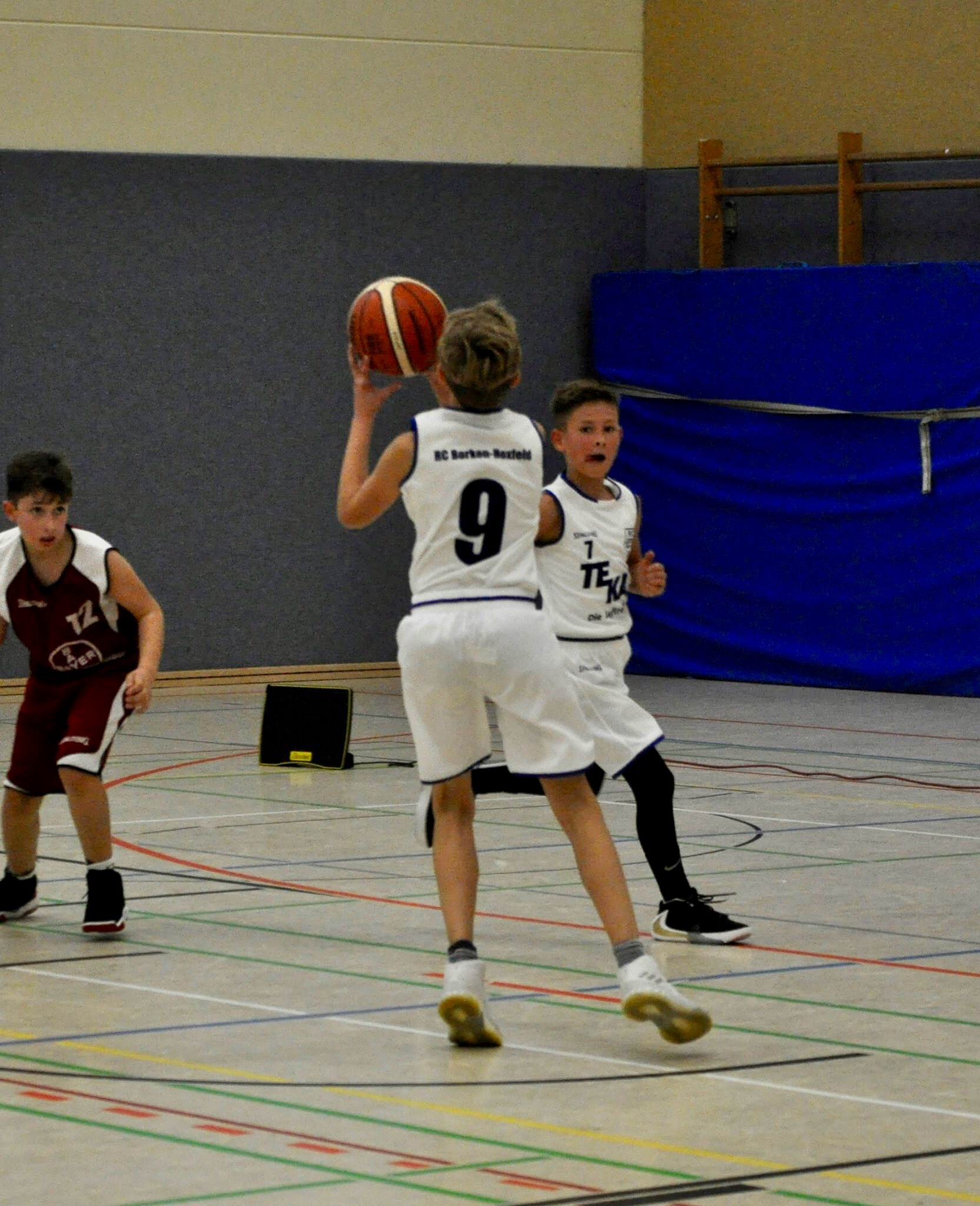 U12 vs Osterrath